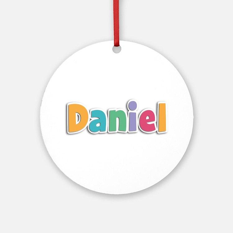 Daniel Spring11 Round Ornament