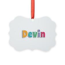 Devin Spring11 Ornament