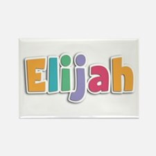 Elijah Spring11 Rectangle Magnet