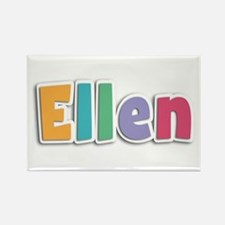 Ellen Spring11 Rectangle Magnet