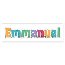 Emmanuel Spring11 Bumper Bumper Sticker