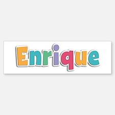 Enrique Spring11 Bumper Bumper Stickers