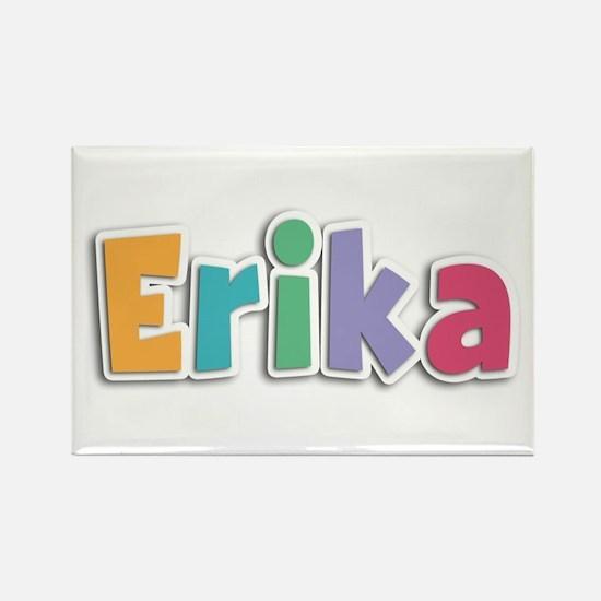 Erika Spring11 Rectangle Magnet