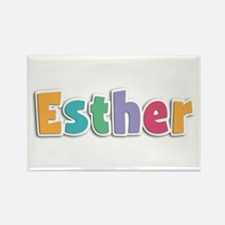 Esther Spring11 Rectangle Magnet
