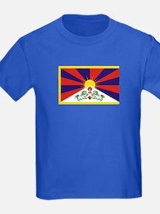Tibet Flag T