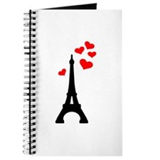 Eiffel Tower Paris Journal