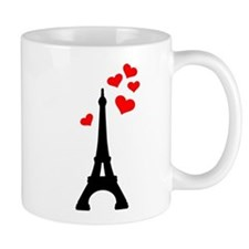 Eiffel Tower Paris Mug