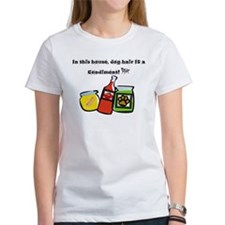 Dog Hair Condiment Tee