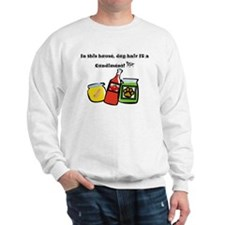 Dog Hair Condiment Sweatshirt