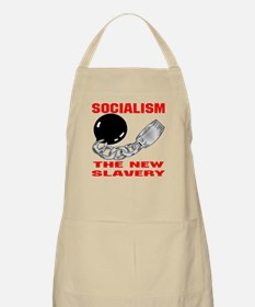 Socialism The New Slavery Apron