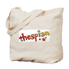 Thespian Stars Tote Bag