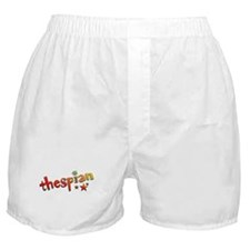 Thespian Stars Boxer Shorts