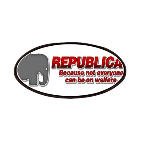 REPUBLICAN quote Patches