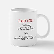 Cute Thought provoking Mug