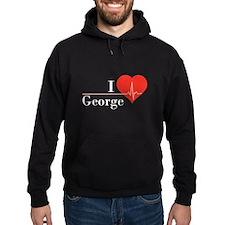 I love George Hoodie