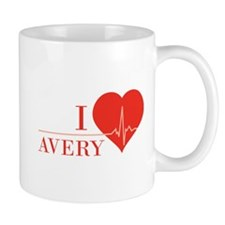 I love Avery Mug
