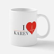I love Karev Mug