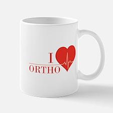 I love Ortho Mug