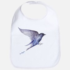 Purple Martin GIFT Bib