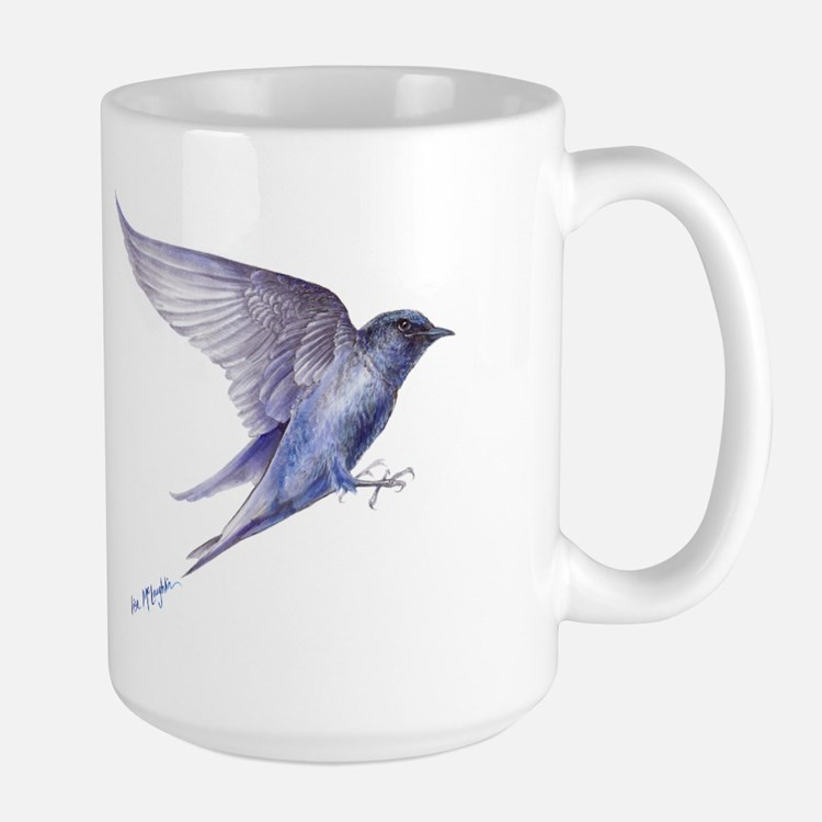 Purple Martin GIFT Large Mug