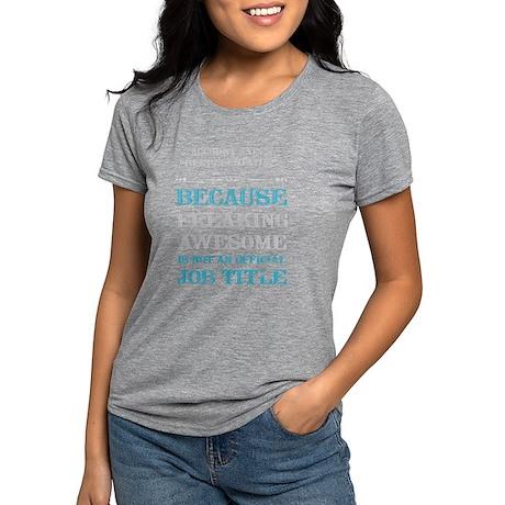 Account Sales Representat Womens Tri-blend T-Shirt