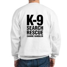K-9 SAR Working Crewneck Jumper