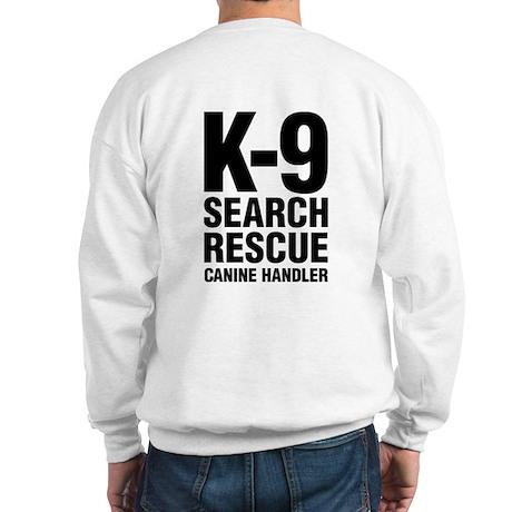 K-9 SAR Working Crewneck Sweatshirt