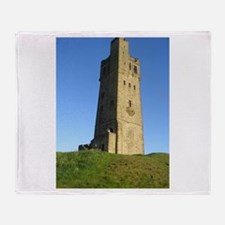 Castle Hill Throw Blanket