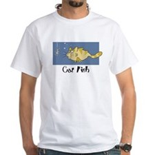 Cat Fish Shirt (to size 4X)