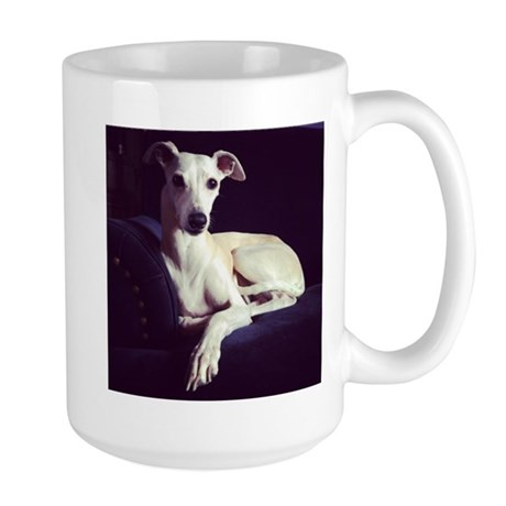 The Whippet Is In Large Mug