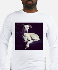 The Whippet Is In Long Sleeve T-Shirt