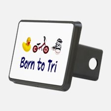Born to Tri Hitch Cover
