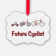 Future Cyclist Ornament