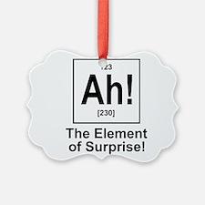 Ah! Ornament