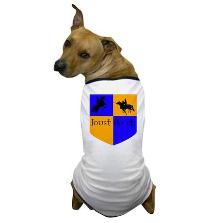 Jousting 2 Dog T-Shirt