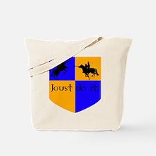 Jousting 2 Tote Bag