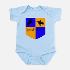 Jousting 2 Infant Bodysuit