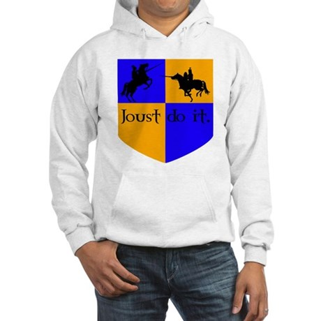 Jousting 2 Hooded Sweatshirt