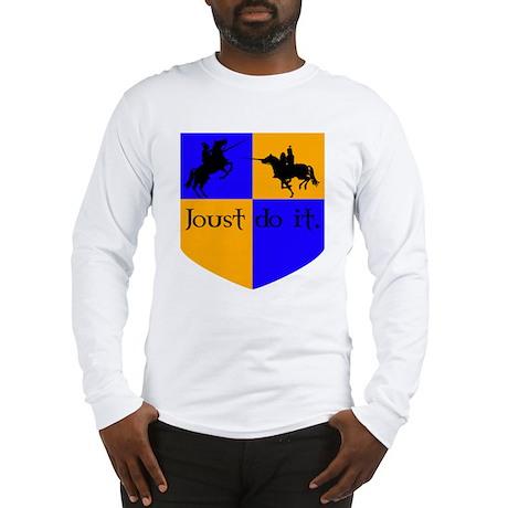 Jousting 2 Long Sleeve T-Shirt