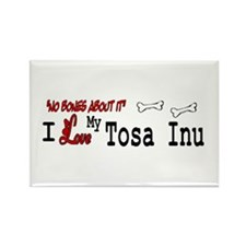 NB_Tosa Inu Rectangle Magnet (10 pack)