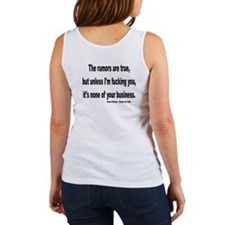 What would Brian Kinney do?  Women's Tank Top