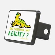 Did someone say Agility Hitch Cover