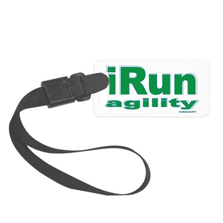 iRunGrBl.png Small Luggage Tag