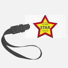 Agility Star copy.png Luggage Tag