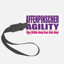 AFFENPINSCHERDAY.png Luggage Tag