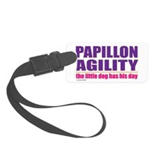 Papillonday.png Luggage Tag