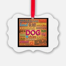 DOG.png Ornament