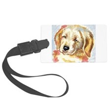 GoldenPupHead.png Luggage Tag