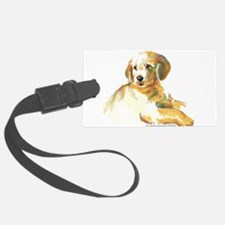 GoldenPuppy.png Luggage Tag