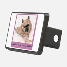 Red Australian Terrier FACE.png Hitch Cover